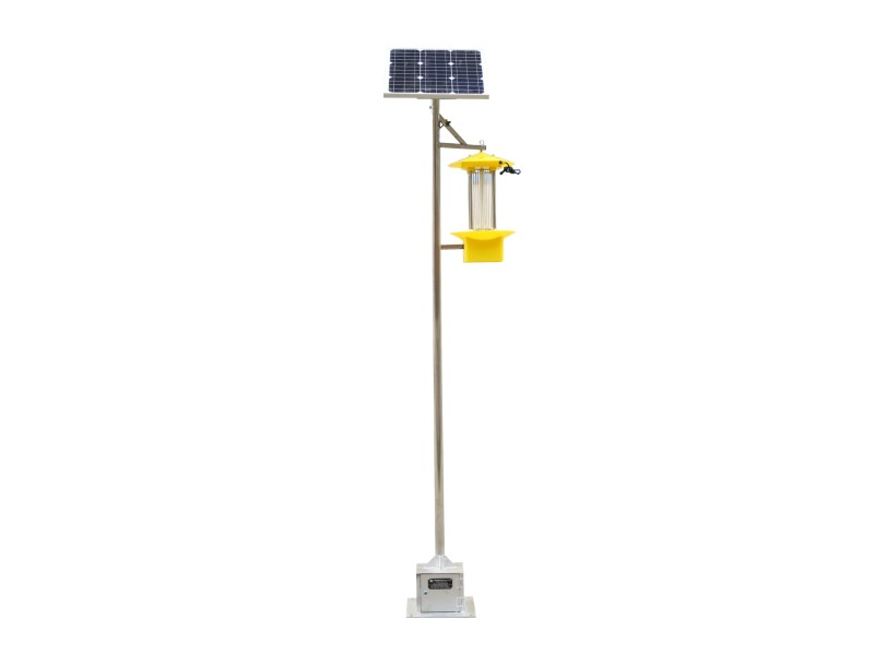 太阳能频振式杀虫灯