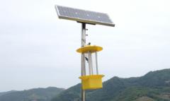 太阳能杀虫灯在有机农业上的应用