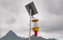 频振式杀虫灯可以有防治山地害虫